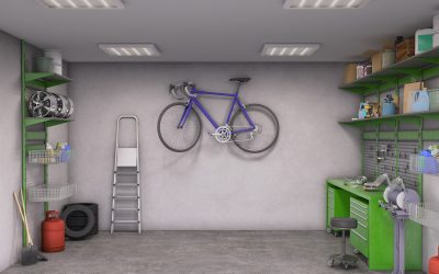 4 Clever Ways to Use Your Garage Space
