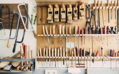 The Top Products And Accessories You Can Purchase For Organizing Your Garage