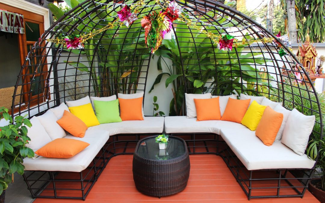 Helpful Tips to Help You Better Utilize Patio Space