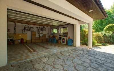 Overhead Garage Storage: The Valuable Space You Could Utilize Better!