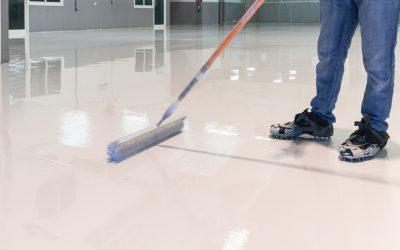 What Is Epoxy and Why Shouldn't You Use it on Your Garage Floor?